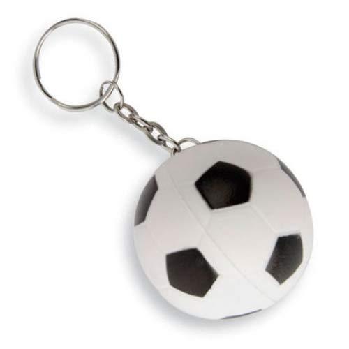 GÁRGOLA Llaveros pelotas futbol Lote 30 ud. Balon