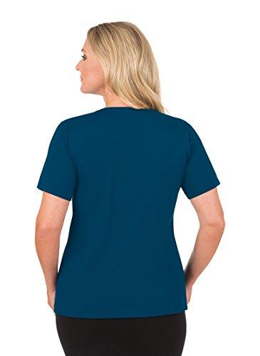 Trigema Shirt Femme Grün (Saphir-C2C 552)