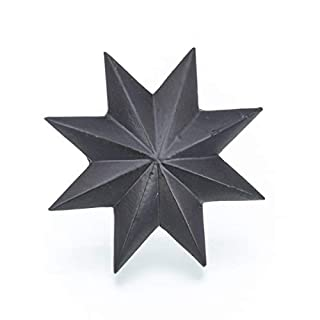 Antikas Furniture Nail, Decorative Nail Star Iron Nail in Black