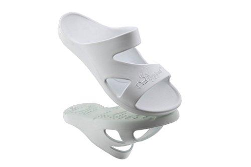 AEQUOS DUCK - la calzatura che migliora equilibrio e benessere fisico Bianco