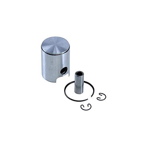 Zündapp Kolben Set 50ccm 39 mm Toleranz C inklusive L-förmigen Ring, Kolbenclips, Kolbenbolzen