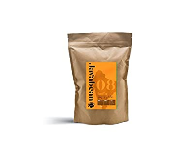 India Monsooned Malabar Fresh Gourmet Coffee Beans - 500g Bag - Javabean by Javabean