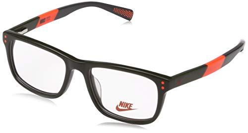 Preisvergleich Produktbild Nike Herren 5536 311 46 Brillengestelle,  Cargo Khaki-Total Orange