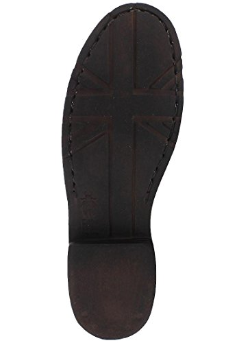 Fly London Womens Seli 700 Leather Boots schwarz