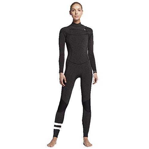 76a3ddbca02e7 Hurley Wetsuits - Hurley Advantage Plus 4 3 2018 Chest Zip Wetsuit - Black
