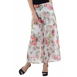 Raabta Fashion Womens Palazzo (Raabta_144_Multi_34)