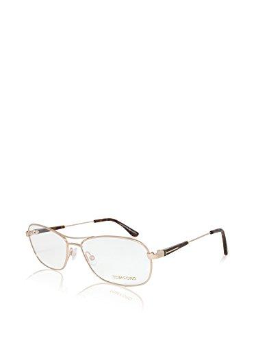 Preisvergleich Produktbild Tom Ford Für Mann Ft5298 Shiny Rose Gold Metallgestell Brillen