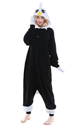 dressfan Tier Cosplay Kostüm Adler Falke Pyjamas Adult Unisex