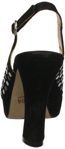 Zinda 9121, Escarpins femme Noir (Negro)