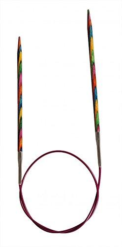 KnitPro 21335 Rundstricknadel Symfonie Holz 80 cm, 3,50 mm