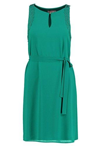 Anna Field Kleid Damen aus fließendem Stoff in Petrol, 40