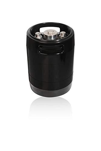 Aquintos Wasseraufbereitung Vollentsalzungspatrone CLEAN VE-2800 Edelstahl gefüllt mit 10 ltr. Mischbettharz