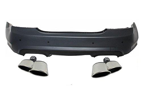 Preisvergleich Produktbild KITT rbmbw221Stoßstange hinten PDC + Auspuff Schalldämpfer Tipps