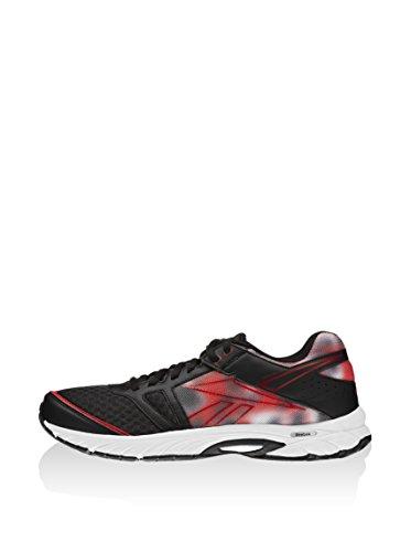Reebok Triplehall 4,0, Chaussures de Sport Homme Noir/Rouge
