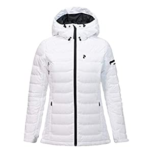 Peak Performance W Blackburn Jacket White