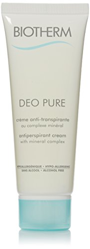 Anti Perspirant Deo-creme (Biotherm Deo Pure Deocreme für Frauen, 75 g)