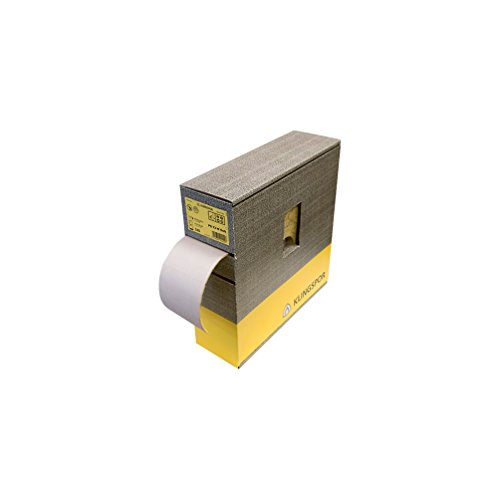 KLINGSPOR 325022 PS 73 BWF Rollen wirkstoffbeschichtet 115 x 25000 mm Korn 600 140PERF (Inhalt: 1)