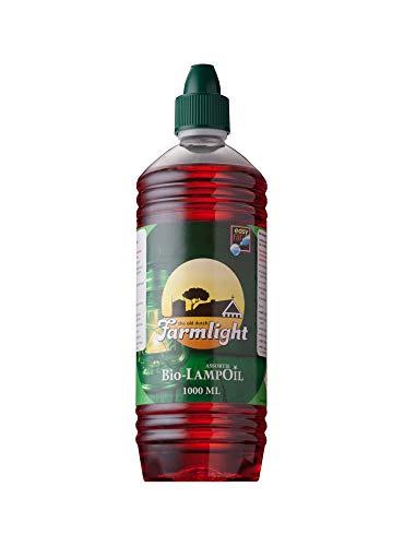 Sel-Chemie Inscrire l'huile de Paraffine farmlight Couleur Rouge 3 l