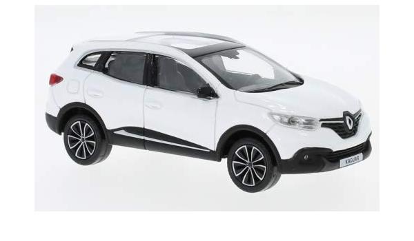 Renault Kadjar Weiss 2015 Modellauto Fertigmodell Norev 1 43 Spielzeug