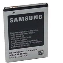 original Samsung batteria EB454357VU Li-ion 1200mA per Samsung S5300 Galaxy Pocket, S5360 Galaxy Y,