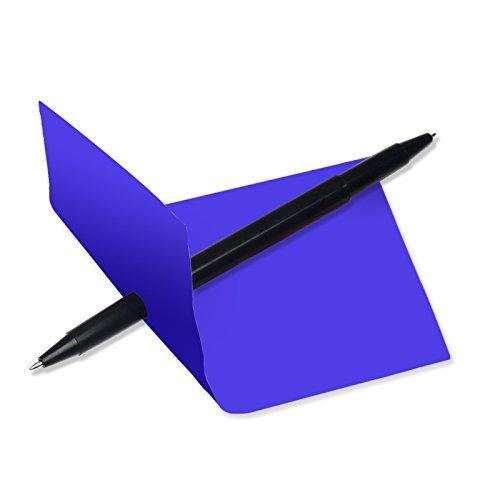 dophee-1pc-magische-stutze-trick-pen-penetration-stift-durch-papier-geld-dollar-buhne-close-up