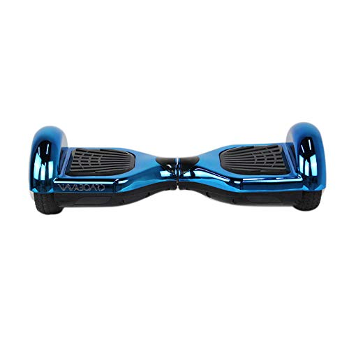 FIT4HOME Adult's Segway Urban Navboard Smart Electric Scooter-Blue, One Size