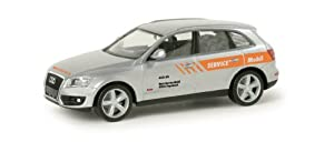 Herpa 048583 Audi Q5 Service Mobi - Coche a Escala
