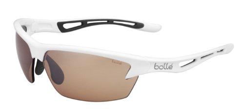 Bollé Sonnenbrille Bolt Shiny White, L
