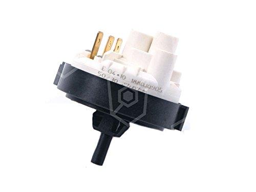 Meiko Pressostat für Spülmaschine FV60E, FV28G, FV25G, FV40T, FV70T, FR30G 50/30mbar ø 58mm Druckanschluss vertikal 6mm