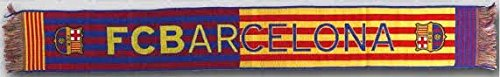 F.C. Barcelona - Bufanda Telar Horizontal