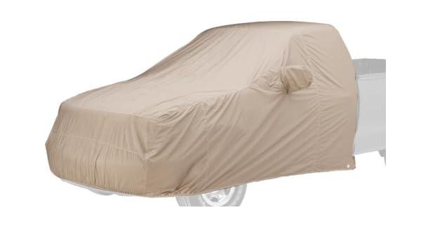 Sky Blue Covercraft Custom Fit Sunbrella Series Pickup Cab Area Cover