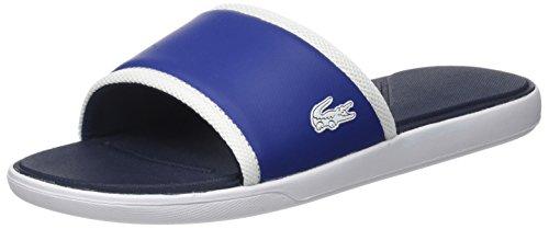 Lacoste Herren L.30 Slide 317 1 Flip-Flops Blau (Dk Blu)
