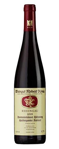 Assmannshäuser Höllenberg Spätburgunder Rotwein tr. 2016 Robert König, trockener Rotwein aus dem Rheingau