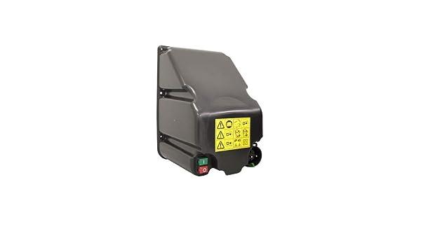 ATIKA Ersatzteil Motorhaube Schwarz 400V für Betonmischer Profi145 /& Comet ***