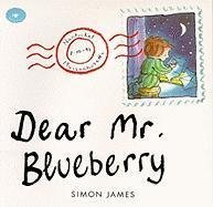[(Dear Mr. Blueberry)] [Author: Simon James] published on (June, 1996)