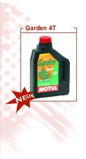 Motul 101282 Motoröl Garden 4T 10W-30, 2 L