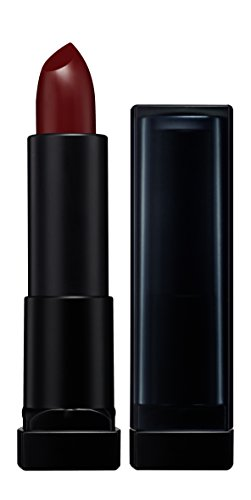 Maybelline New York Color Sensational Powder Matte Lippenstift Nr. 05 Cruel Ruby, 3er Pack (3 x 4 g)