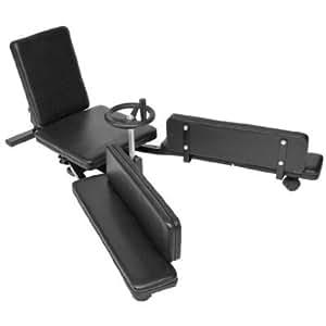 Pro écarteur mécanique pour jambes et les poches strecker/spagat-trainer avec tansportrollen bCA - 36