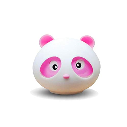 Profumo dell'automobile Deodorante del panda del fumetto Auto Profumo Ornamenti Deodorante auto Aromaterapia decorazione (colore rosa)