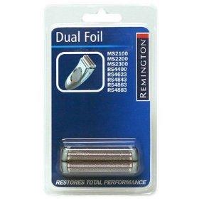 Remington SP67 Microscreen 2 TCT Dual Foil Shaver Foil - Microscreen 2 tct shaver foil