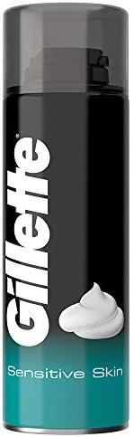Gillette Tıraş Köpüğü Hassas 200 ml
