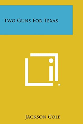 book cover of Two Guns for Texas