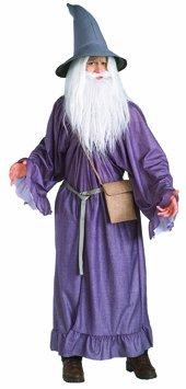 Herr der Ringe Zauberer Gandalf Magier Karneval Fasching Halloween (Der Hobbit Erwachsenen Gandalf Hut)