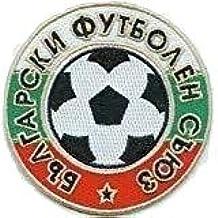 MAREL Patch Bulgaria Escuadra Selección Fútbol FIFA Soccer Parche termoadhesivo Bordado cm CCA ...