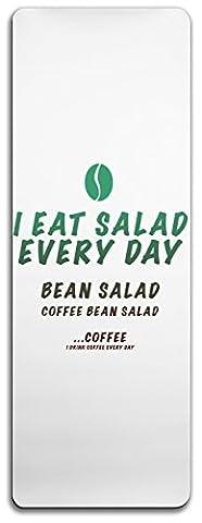 Bean Salade antidérapant Yoga Mat| d'exercice et Pratiquer vos Habitudes