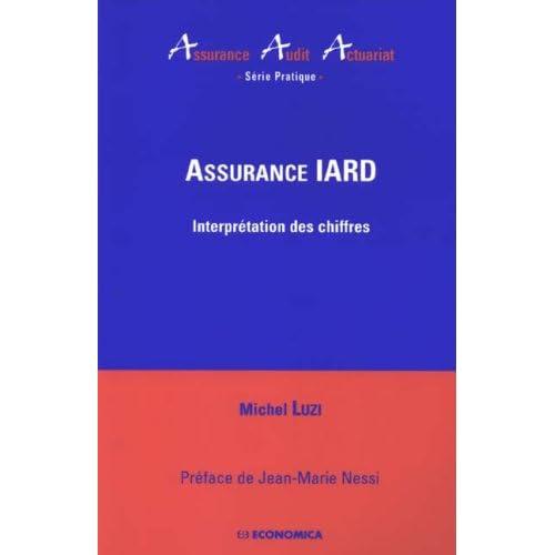 Assurance IARD : Interprétation des chiffres