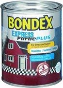 Bondex Express Farbe plus 2,5 L Weiss