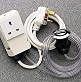InSinkErator 75358 45 / 55 Luftdruckschalter für Insinkerator Abfallzerkleinerer