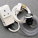 InSinkErator 75358 45/ 55 Air Switch...