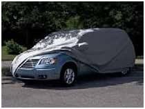Mopar 82210738ab Fahrzeugabdeckung Grau Matrix Material Logo Auto